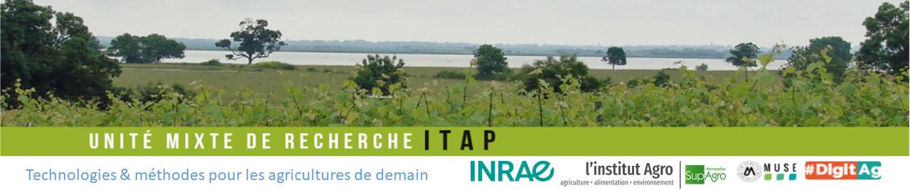 UMR ITAP – Unité Mixte de Recherche Technologies & méthodes pour les agricultures de demain (INRAE – Montpellier SupAgro) – MUSE Montpellier Université d'Excellence